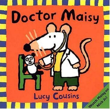 Maisy: Doctor Maisy 医生波波(平装)