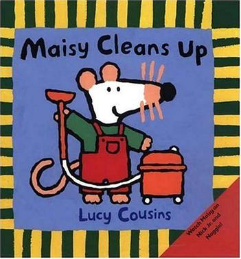 Maisy: Maisy Cleans Up(平装)