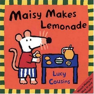 Maisy: Maisy Makes Lemonade 波波做柠檬水(平装)