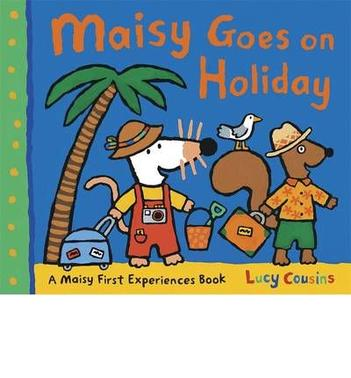 Maisy Goes on Holiday 波波去渡假(平装)