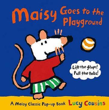 Maisy: Maisy Goes to the Playground 波波去游乐园(纸板书)