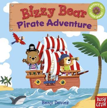 Bizzy Bear: Pirate Adventure 忙碌的小熊:寻宝小海盗(无红标)