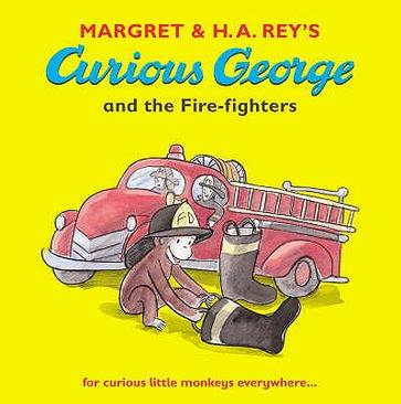 Curious George and the Fire-fighters 好奇小猴乔治与消防员