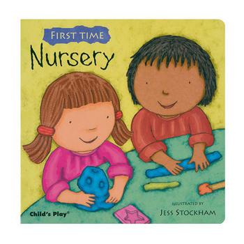 First Time Nursery 第一次上幼儿园
