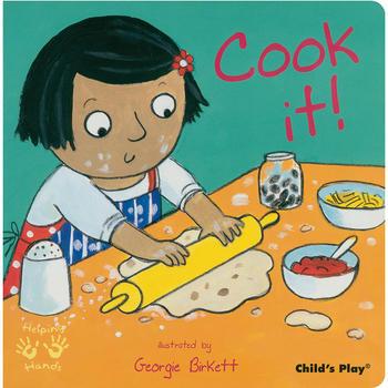 Cook it 第一次学烹饪(纸板书)