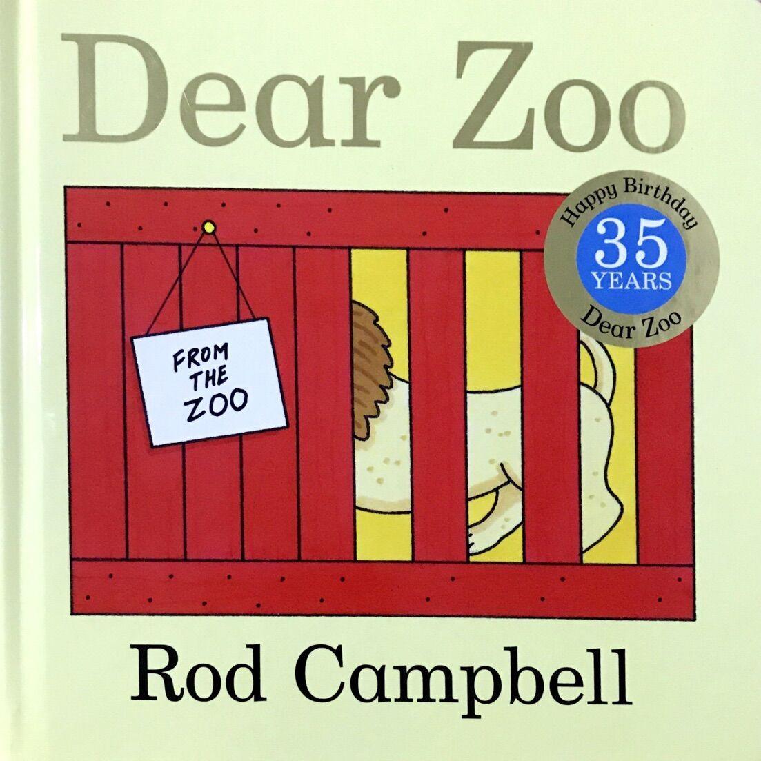 Dear Zoo 亲爱的动物园35