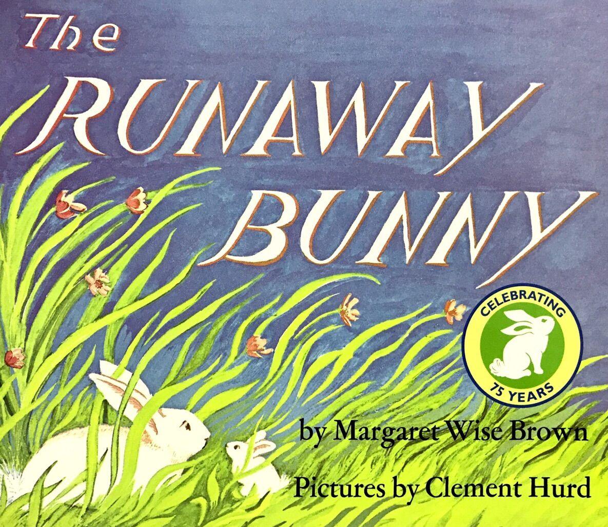The Runaway Bunny逃家小兔(平装)