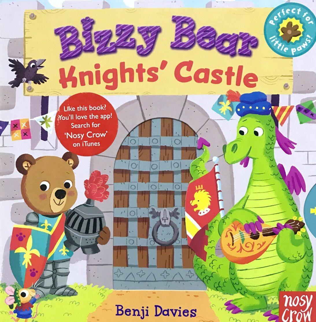 Bizzy Bear:Knights' Castle 忙碌的小熊:城堡小骑士 (有红标)