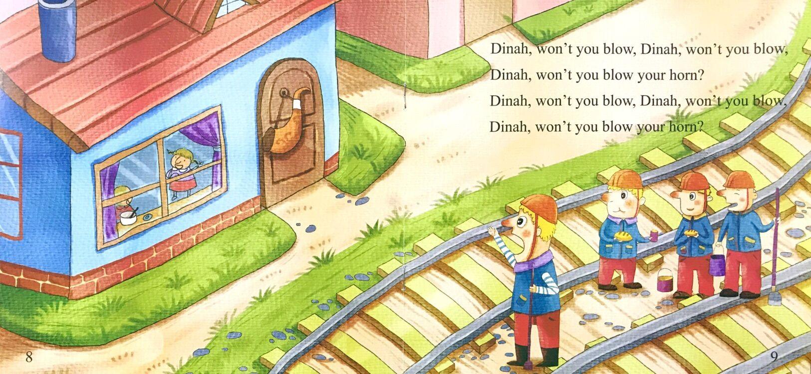 磨出我的英文耳朵3:I've been working on the railroad