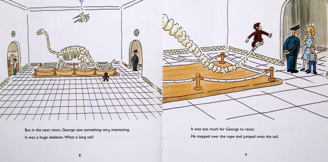 Curious George and the Dinosaur 好奇小猴乔治与恐龙