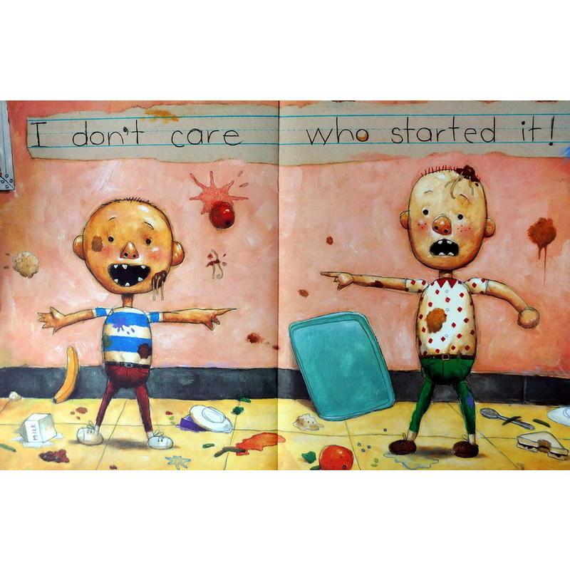 A Diaper David Book: David Goes to School (PB) 大卫上学去 平装